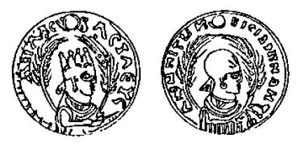 Aksumite coin